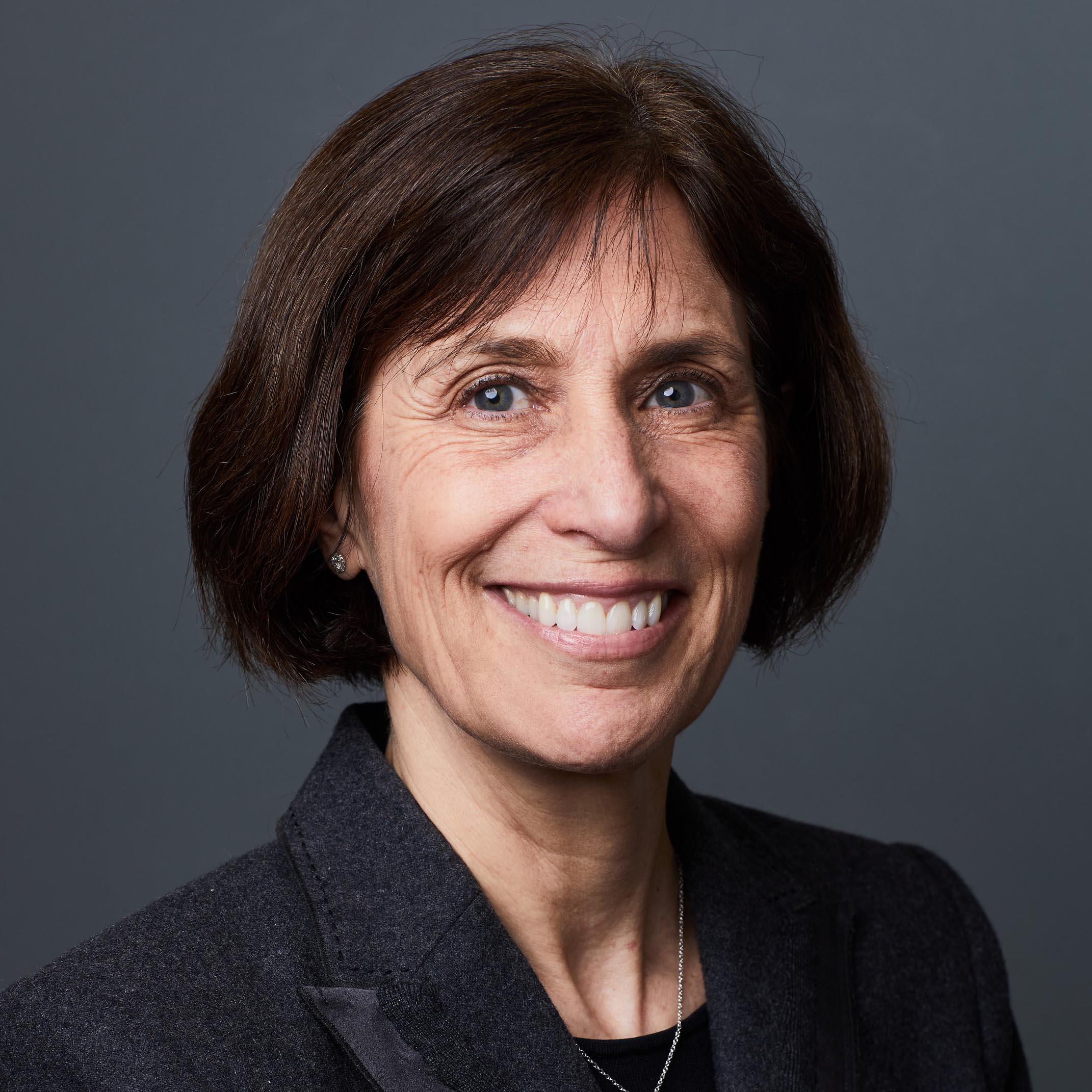 Headshot of Linda Gerber